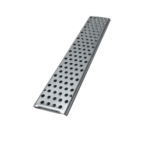 Mini Channel Stainless Steel Perforated Grate
